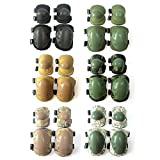 Amazmall Knee Elbow Pad Protection Gear Equipment Outdoor Skating Kneecaps