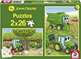 Schmidt Johnny Busy Harvesting Game (2 x 26 Pieces)