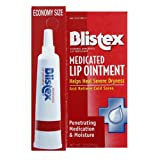 Blistex Medicated Ointment, .35-Ounce Tubes (Pack of 12)