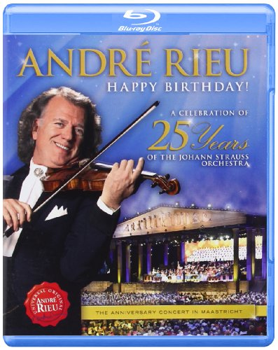 Happy Birthday: Celebration of 25 Years [Blu-ray] [Import]