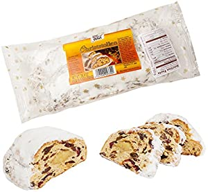 Oebel Christmas Stollen 750g/26.5 Oz Baked in Germany