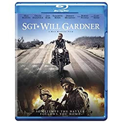 Sgt. Will Gardner [Blu-ray]