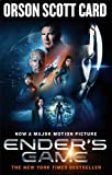 Orson Scott Card Ender's Game: Film tie-in edition (Ender Saga)