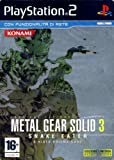 Metal Gear Solid 3 : Snake Eater Limited Metal Edition