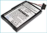 1250mAh Battery For Navman S30. S50, S70, S80, S90, S90i Extended