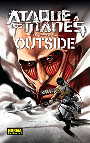 Ataque a los Titanes Outside