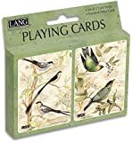 Lang Tropical Birds Playing Cards by Susan Winget (Set of 2)
