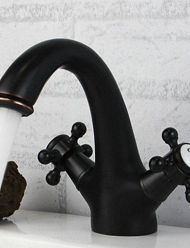 stile-tradizionale-olio-strofinato-finitura-bronzo-maniglie-in-ceramica-con-tappo-per-lavabo