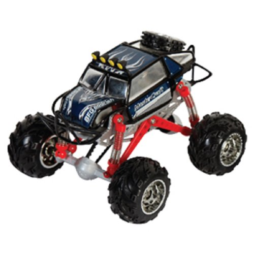 National Geographic Single Rock Crawler Vehicle