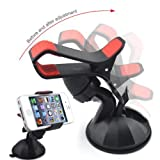 In Car Holder for Apple Iphone 6 / 6 Plus / 5 / 4 / 4s / 3G / 3 and IPOD series 2015 Model