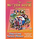 Mother Goose Treasury - Vol. 2 ~ Cheryl Rhoads