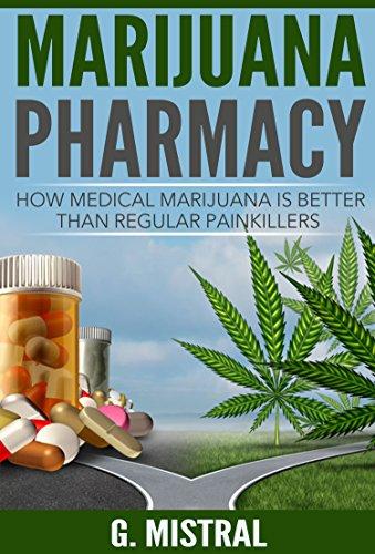 Marijuana Pharmacy: How medical Marijuana is better than regular painkillers(cannabis, marijuana cure,alternative medicine, painkillers alternative)