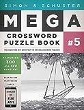 Simon & Schuster Mega Crossword Puzzle Book #5 (Simon & Schuster Mega Crossword Puzzle Books)