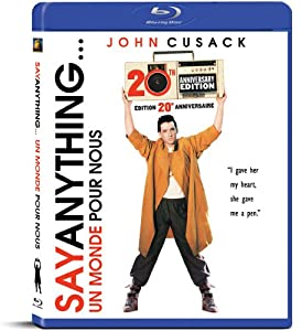 Say Anything [Blu-ray] (Bilingual)