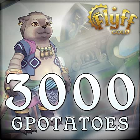 3000 gPotatos: Flyff [Game Connect]