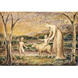 The Christ Child Riding on a Lamb, by William Blake (V&A Custom Print)