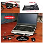 Laptop Computer Ipad Stand Ideal for Students Home and Business
