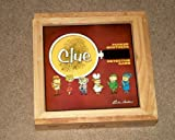 Parker Brothers Clue Detective Nostalgia Game Series 2007