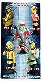 ハロカプ 機動戦士ガンダム ガンダムキャラクターズクリップコレクションVol.2  彩色カラー版 スレッガーロウ