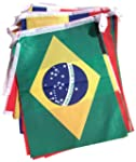 WORLD CUP 2014 CLOTH BUNTING 9.5 MTRS...