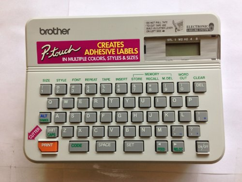 Brother P-Touch III Electronic
