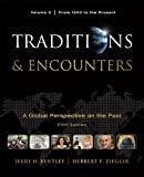 img - for Traditions & Encounters, Volume 2 From 1500 to the Present. book / textbook / text book