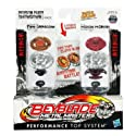 Beyblade - 31832 - Figurine - Metal Masters Duel - Saison 2 - Poison Fury Showdown