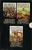 Bernard Cornwell Bernard Cornwell Sharpe Box Set: Sharpe's Triumph / Sharpe's Tiger / Sharpe's Fortress