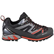 Millet Trident GTX Approach Shoe,Black/Noir,12 M US
