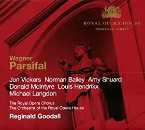 Wagner: Parsifal (Goodall, Orchestra of the Royal Opera House)