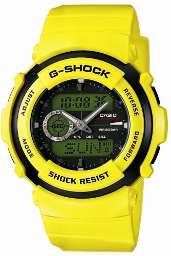 CASIO (カシオ) 腕時計 G-SHOCK Crazy Colors G-300SC-9AJF