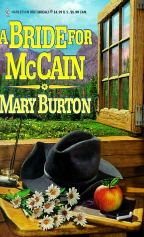 Image for A Bride for McCain (Harlequin Historicals)