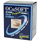 Ocusoft Lid Scrub - Pre-moistened Pads ~ OCuSOFT