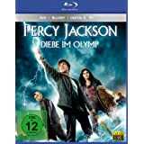 Percy Jackson - Diebe im Olymp (+ DVD + Digital Copy) [Blu-ray]von &#34;Uma Thurman&#34;