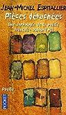 Pièces détachées : Une anthologie de la poésie française aujourd'hui par Espitallier