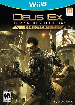 Deus Ex Human Revolution: Director's Cut - Nintendo Wii U