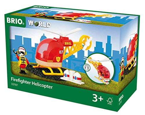 Find Discount BRIO Firefighter Helicopter
