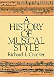 A history of musical style /