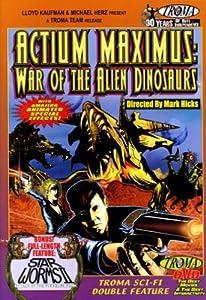 Actium Maximus: Wrath Of The Alien Dinosaurs