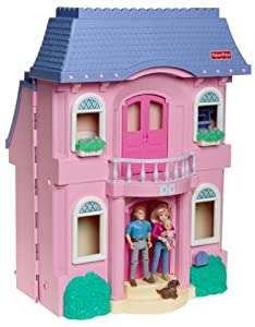 Fisher Price LOVING FAMILY Classic Dollhouse