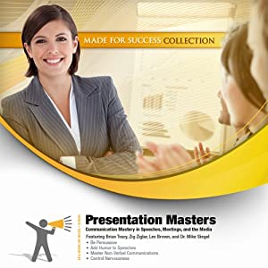 Presentation Masters: Communication Mastery in Speeches, Meetings, and the Media | [Made for Success]