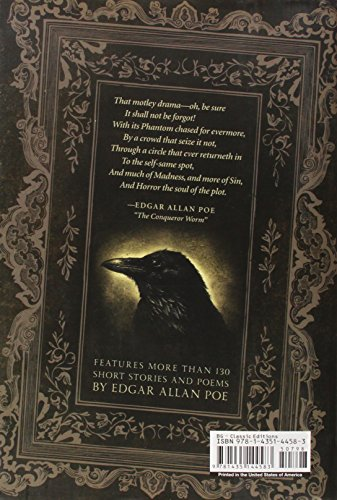 Edgar Allan Poe: Complete Stories and Poems (Fall River Classics)