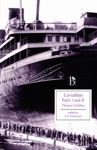 Leviathan, Parts I and II (Broadview Edition) (Pts. I...