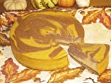 8 inch Pumpkin Fudge Swirl Cheesecake