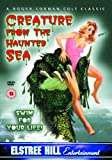 Creature From The Haunted Sea [1961] [DVD]