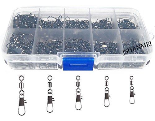 jshanmei-300pcs-lot-size-246810-copper-stainless-steel-rolling-swivel-interlock-snap-lure-connectors