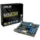 ASUS Micro ATX DDR3 2000 AMD AM3+ Motherboard M5A78L-M/USB3