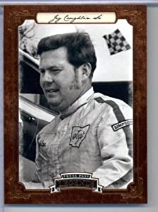 Buy 2010 Press Pass Legends Racing Card # 4 Mario Andretti In Protective Screwdown Case! by Legends