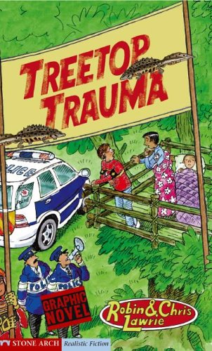 Treetop Trauma (Ridge Riders (Graphic Novels))