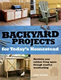 img - for Backyard Projects for Today's Homestead book / textbook / text book